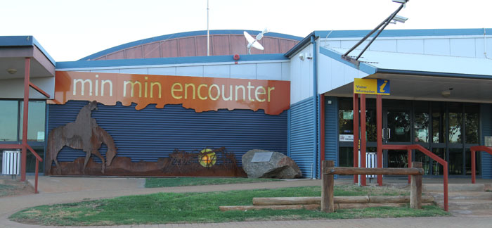 Min Min encounter centre